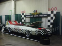 Award winning Chevy Pace car
